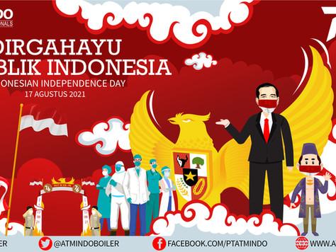 Selamat Hari Kemerdekaan Republik Indonesia ke-76 || Happy 76th Republic Indonesia Independence Day