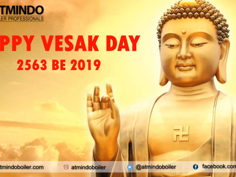 HAPPY VESAK DAY 2563 BE 2019