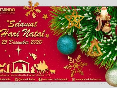 Selamat Hari Natal 25 Desember 2020 ||Merry Christmas 25 December 2020