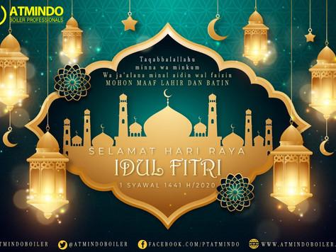 Selamat Hari Raya Idul Fitri | Happy Eid Mubarak 1 Syawal 1441 H/2020