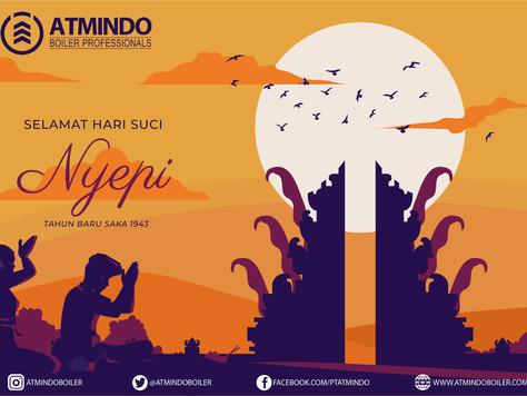 Selamat Hari Raya Nyepi 2021 Tahun Baru Saka 1943 ||  Happy Nyepi Day 2021 The New Year Of Saka 1943