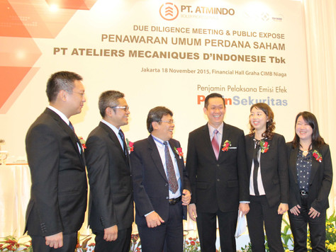 Atmindo to Open Dec IPO Bonanza With $2m Target