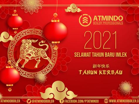 Selamat Tahun Baru Imlek 2021 - Happy Chinese New Year 2021