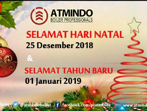 SELAMAT NATAL DAN TAHUN BARU 2019