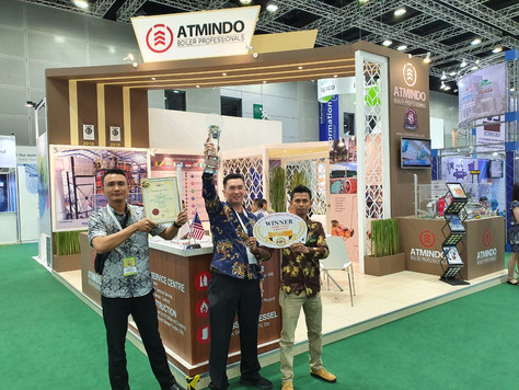 The Winner Team of Atmindo at PIPOC 2019, 👏👏👏 Bravo Indonesia 🇮🇩 - Malaysia 🇲🇾