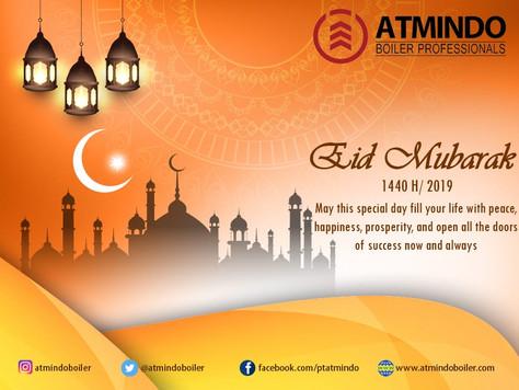 HAPPY EID MUBARAK 1440H/2019