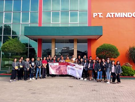Company Visit by Universitas Pelita Harapan Medan