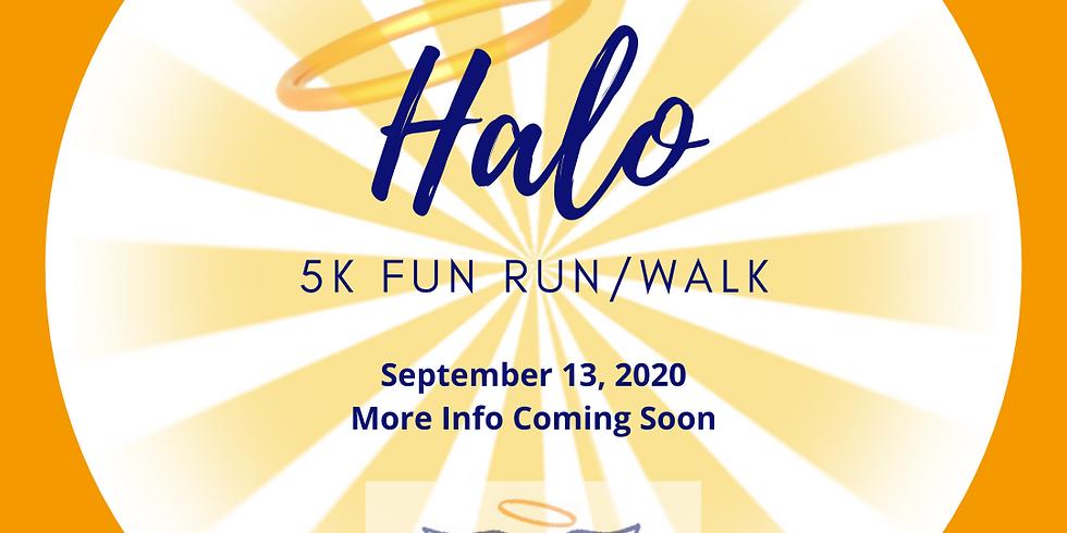 5K Halo Fun Run/Walk