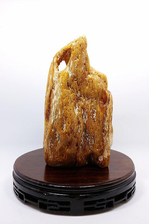 K061 天然根珀(蜜蠟)原石擺件  產地:緬甸  重量:994克  RMB8988.00.00