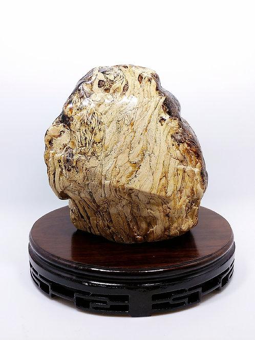 K062 天然琥珀(蜜蠟)原石擺件 產地:緬甸  重量:992克  RMB7188.00