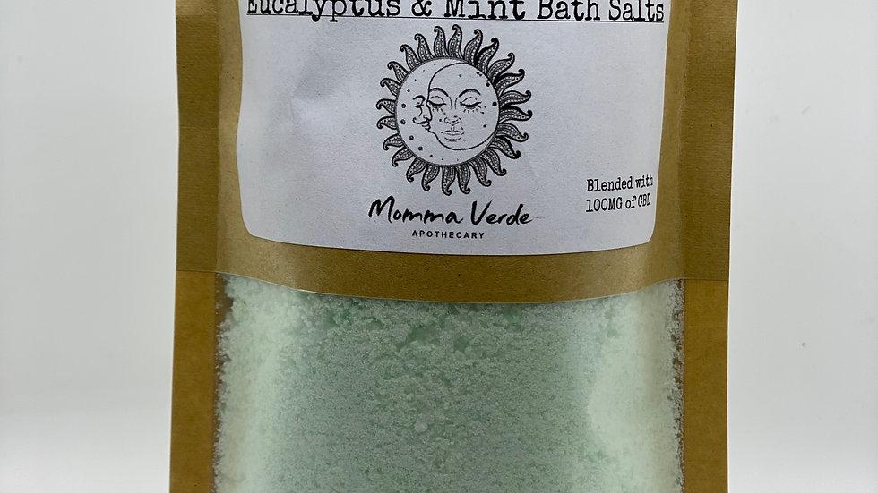Eucalyptus & Bath Salts