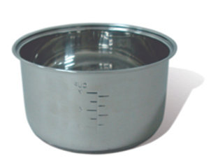 Oyama 5-cup Stainless Steel Inner Cooking Pot