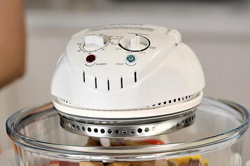 Oyama White Turbo Oven Lid