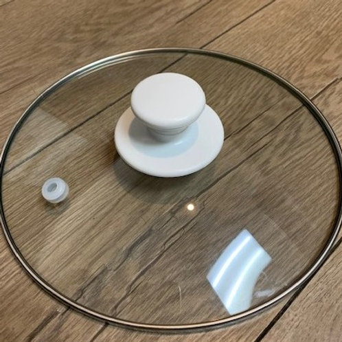 Glass Lid for 8 cup stainless steel rice cooker - Model CNS-A15U
