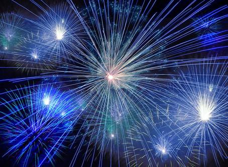 Fireworks First, Ice Cream until Midnight: July 3rd