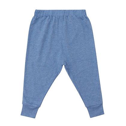 Everyday Pants (Medium Blue)