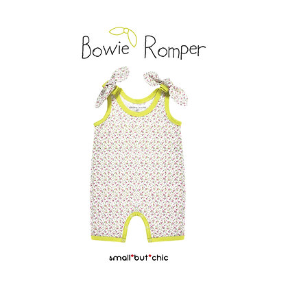 Bowie Romper (Flower)