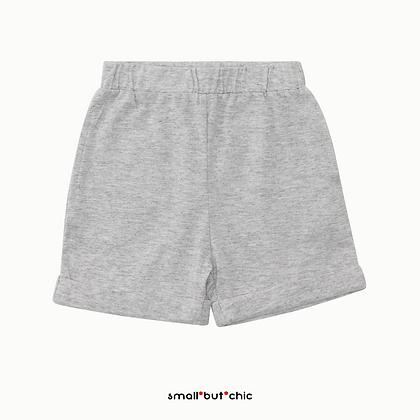 Everyday Shorts (Light Grey)