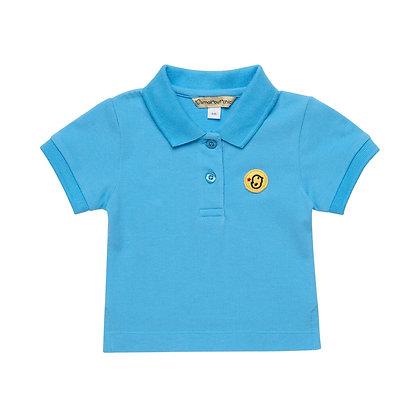Polo shirt (Blue)
