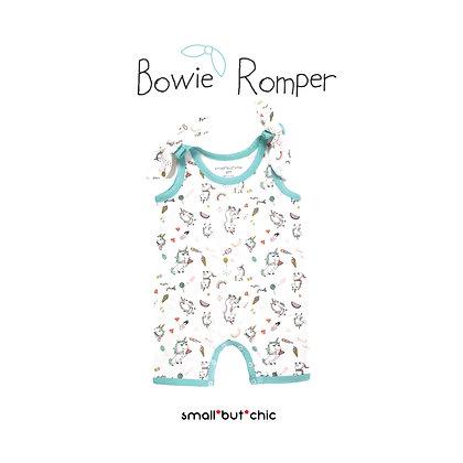 Bowie Romper (Unicorn)