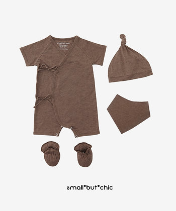 Pima Welcome Set (Brown)