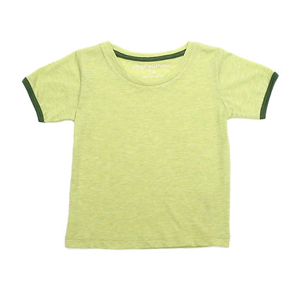 Everyday Tee (Light green/dark green)