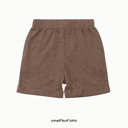 Everyday Shorts (Brown)
