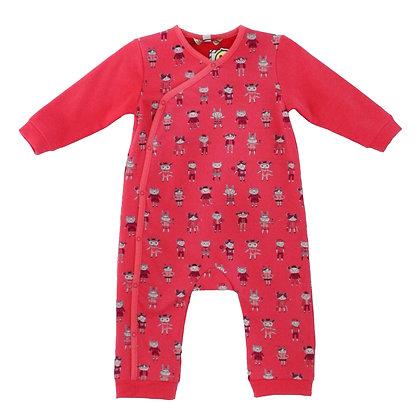 Red Bunny Bodysuit