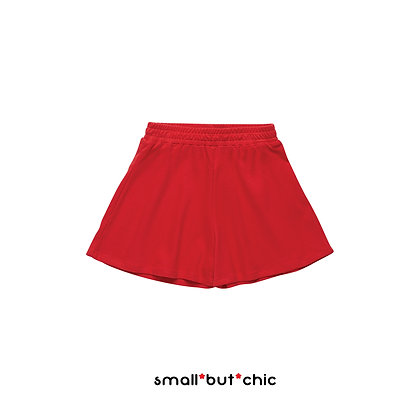 Red Culotte pants