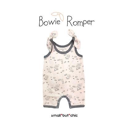 Bowie Romper (Mermaid)