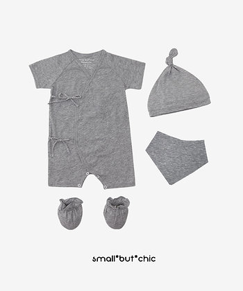 Pima Welcome Set (Grey)