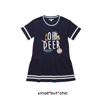 Oh Deer Dress