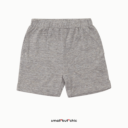 Everyday Shorts (Dark Grey)
