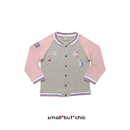 Yeah Jacket - Milky Pink