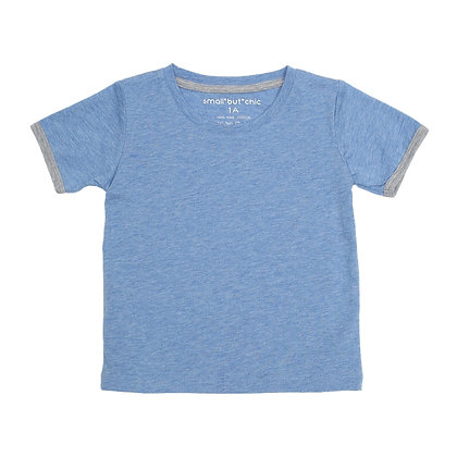Everyday Tee (Blue/grey)