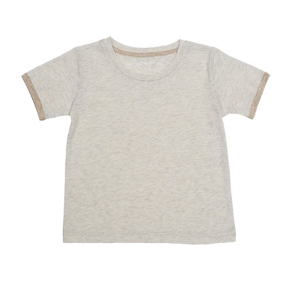 Everyday Tee (Cream/Beige)