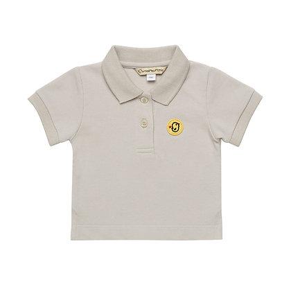 Polo shirt (Beige)