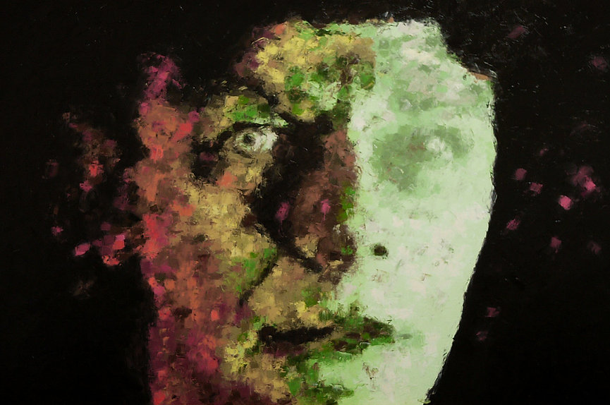 oil paintings, figurative art