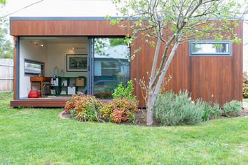 inoutside garden studio - 7x4 Mallee design
