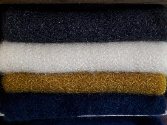 Plaid tricoté 125x180