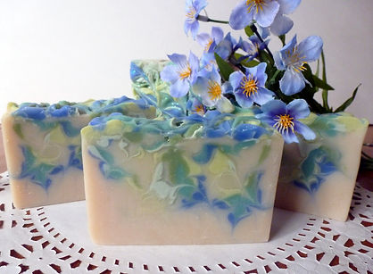 popular soap design called Blue Fairy