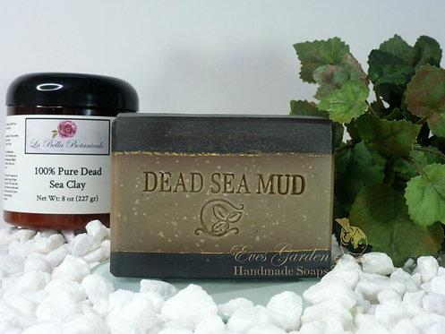 Dead Sea Mud Beauty Bar