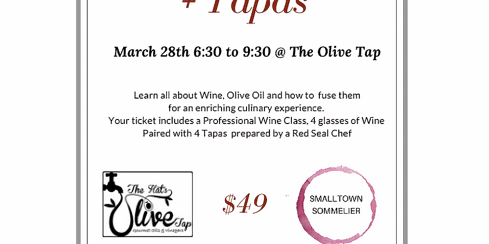 Wine & Tapa's