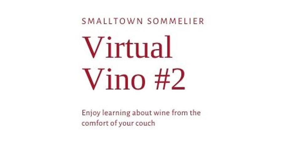 Virtual Vino Session #2