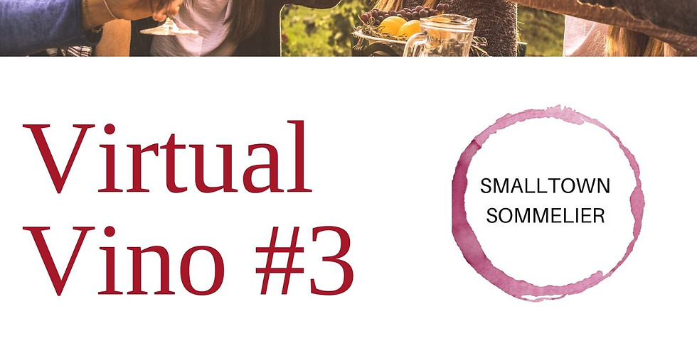 Virtual Vino #3