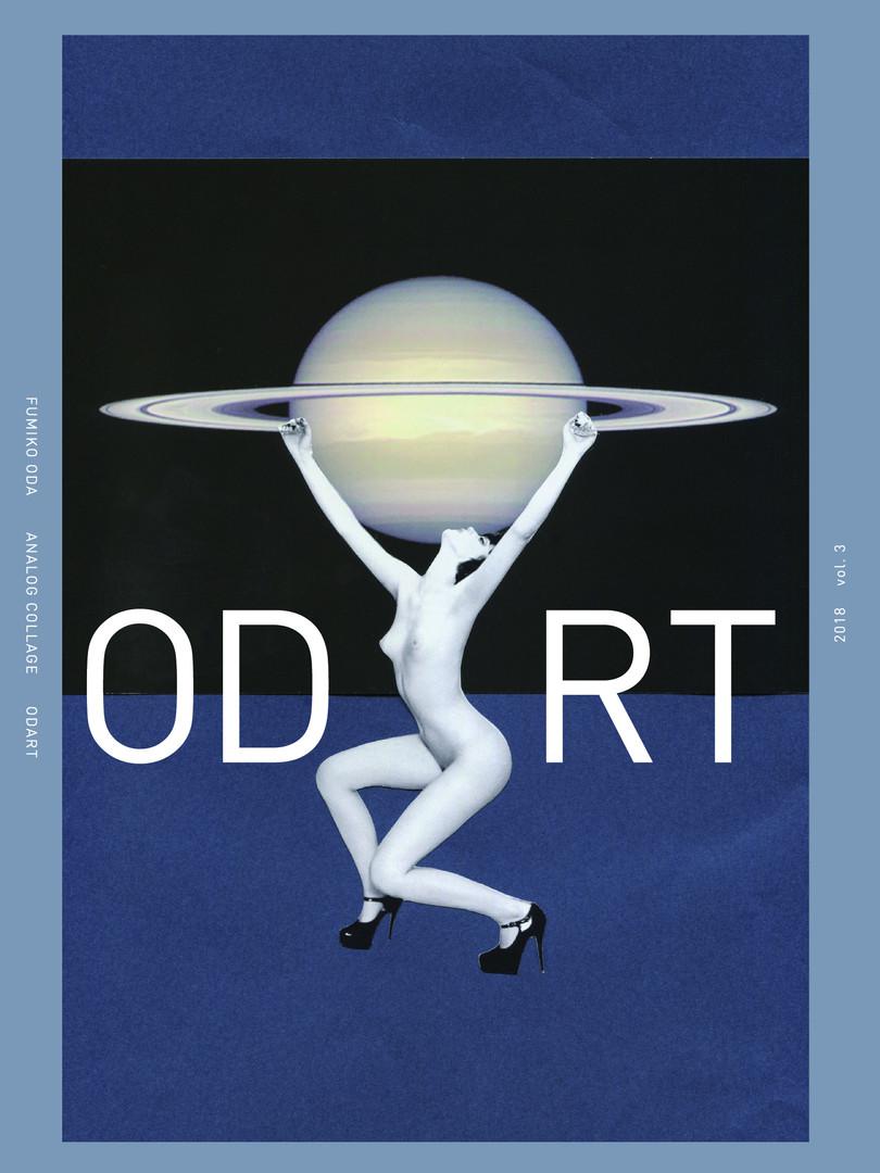 COLLAGE ART BOOK 2018 vol.3