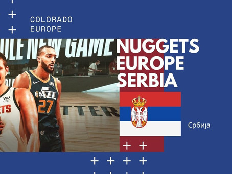 Nuggets Europe Serbia - Epizoda IV - Najava plej of serije protiv Utah Jazz-a