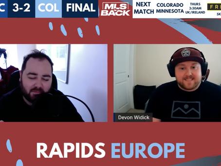 9-man Colorado Rapids lose to Sporting Kansas City - MLS Is Back Game Review