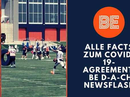 Alle Facts zum COVID-19-Agreement | BE D-A-CH Newsflash