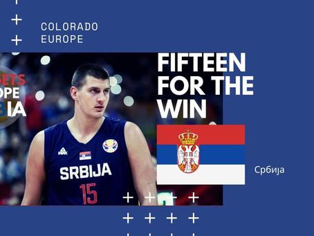 """Nuggets Europe Srbija vam predstavlja najnoviju emisiju """"15 za pobedu"""""""